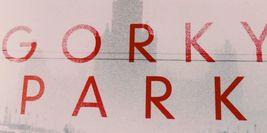 Cover Detail of Gorky Park by Martin Cruz Smith