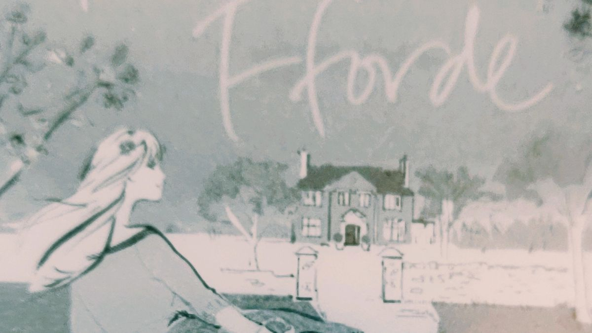 Cover Detail of A Springtime Affair by Katie Fforde