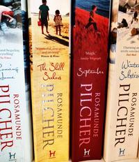Four Rosamund Pilcher Books