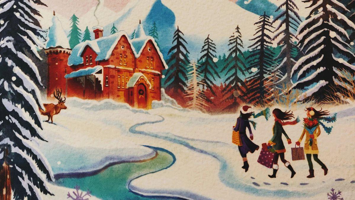 Book Review, Sarah Morgan, One More for Christmas, Christmas Fiction