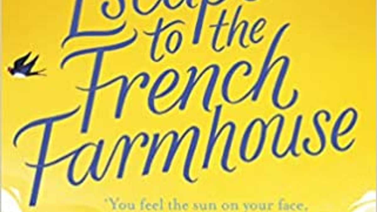 Cover Detail of Escape to the Farmhouse by Jo Thomas