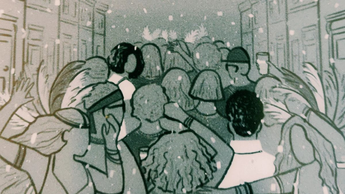 Cover Detail of Notting Hill Carnival: A West Side Story by Candice Carty-Williams
