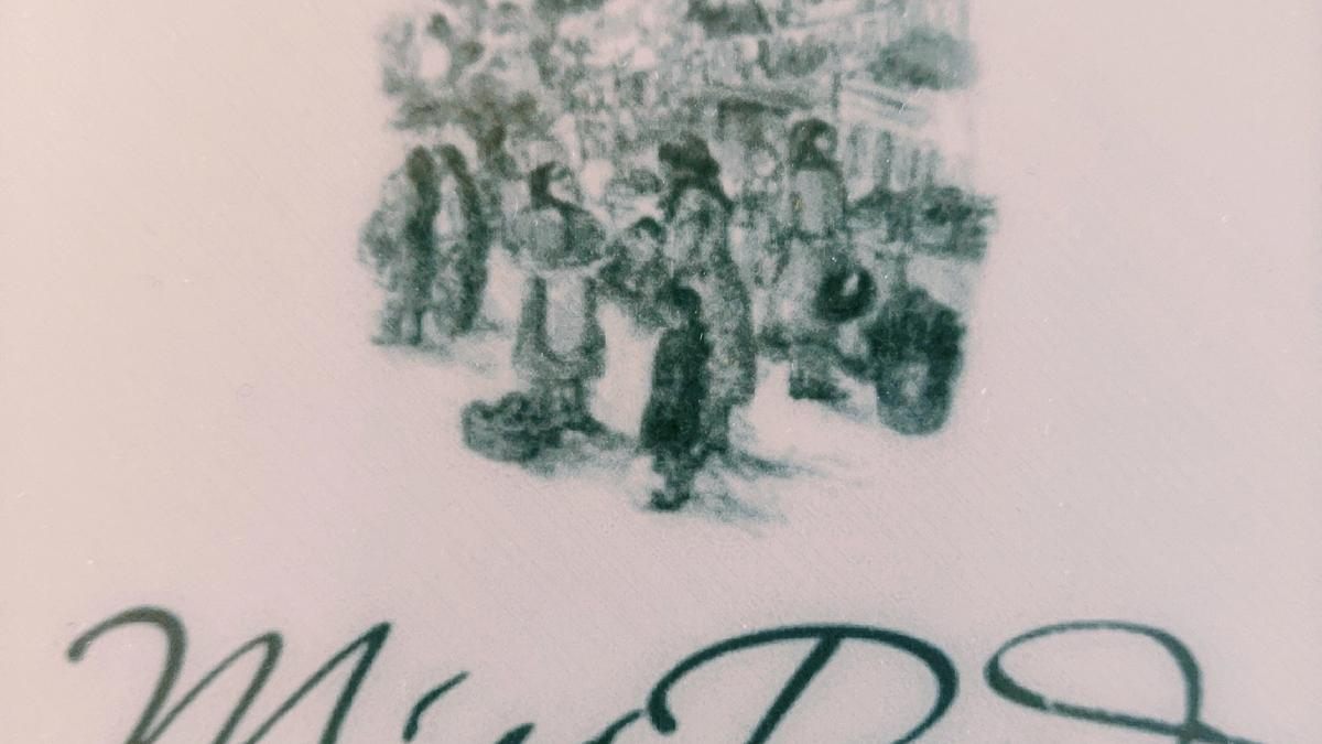 Cover detail of Affairs at Thrush Green by Miss Read