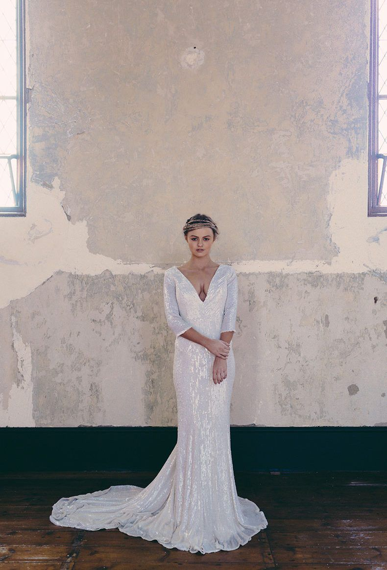 Curious Hearts one day bridal wedding dress gown