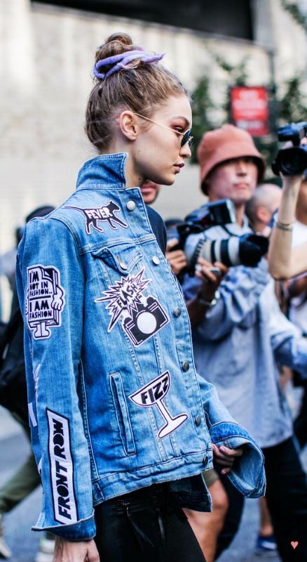 Style File: Staple denim jacket with a twist