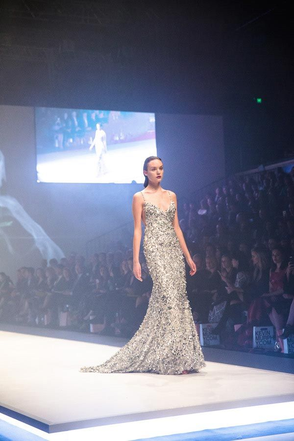 Melbourne Fashion Week: Opening Gala one day bridal