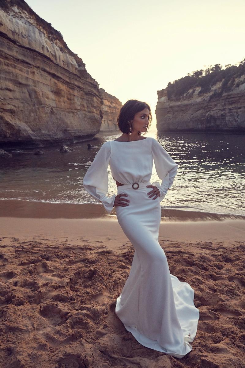 Palomer gown kyha wedding dress