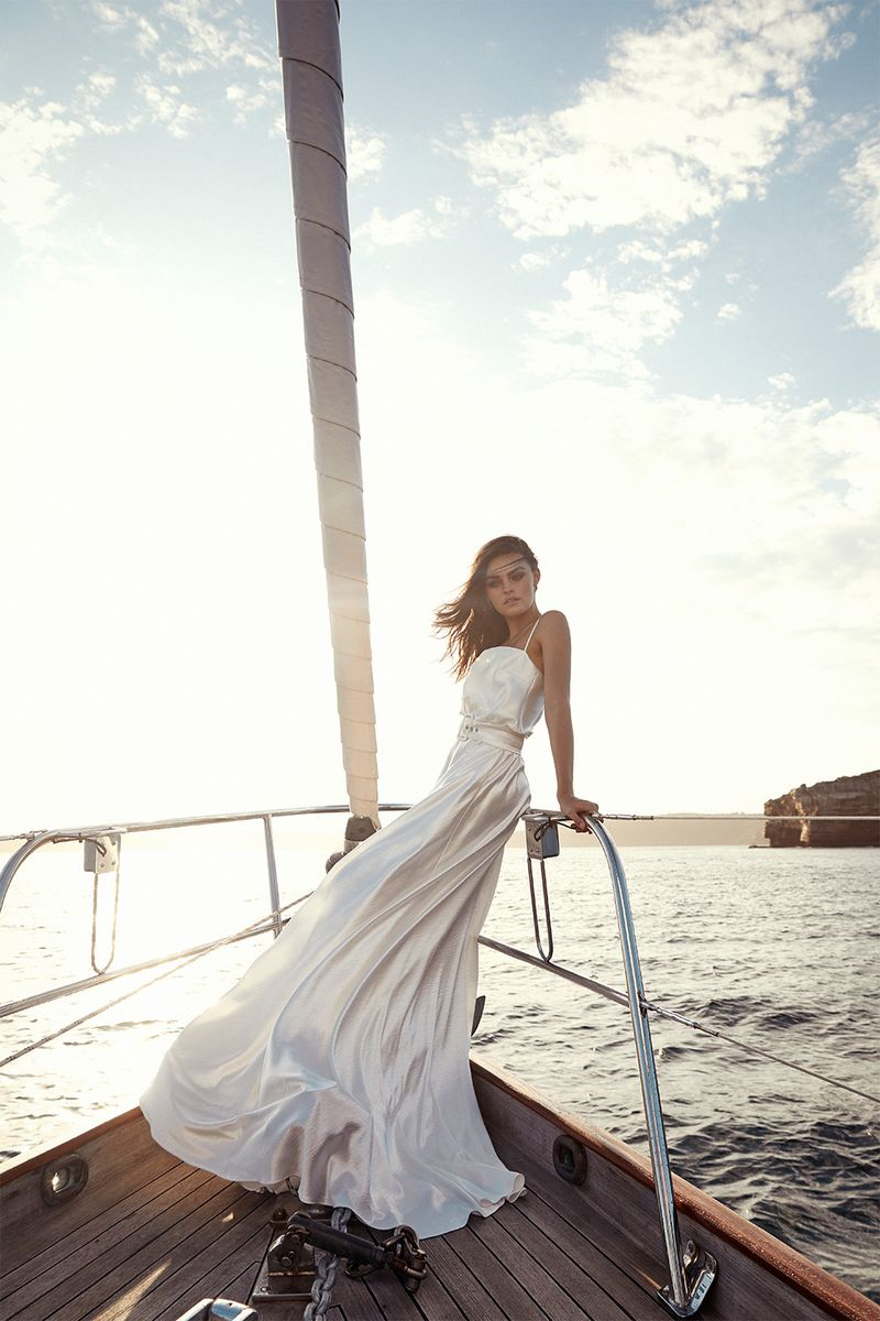 St Martin Collection: Vivian Gown