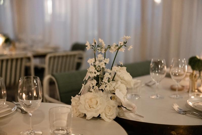 The calile hotel wedding hazel gown blog