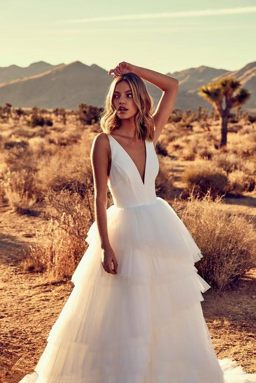 Chosen by One Day: Yana Gown