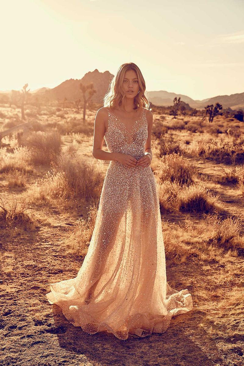 Chosen by One Day: Peach Gown