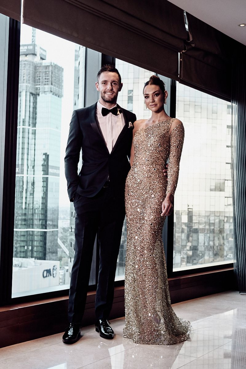 One Day: 2018 Brownlow Medal dani shreeve jack gunston