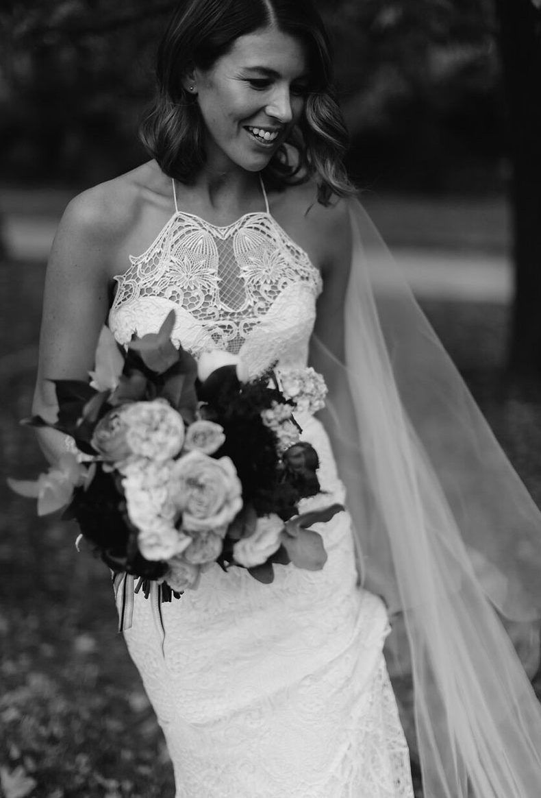 One day bridal billie wedding gown
