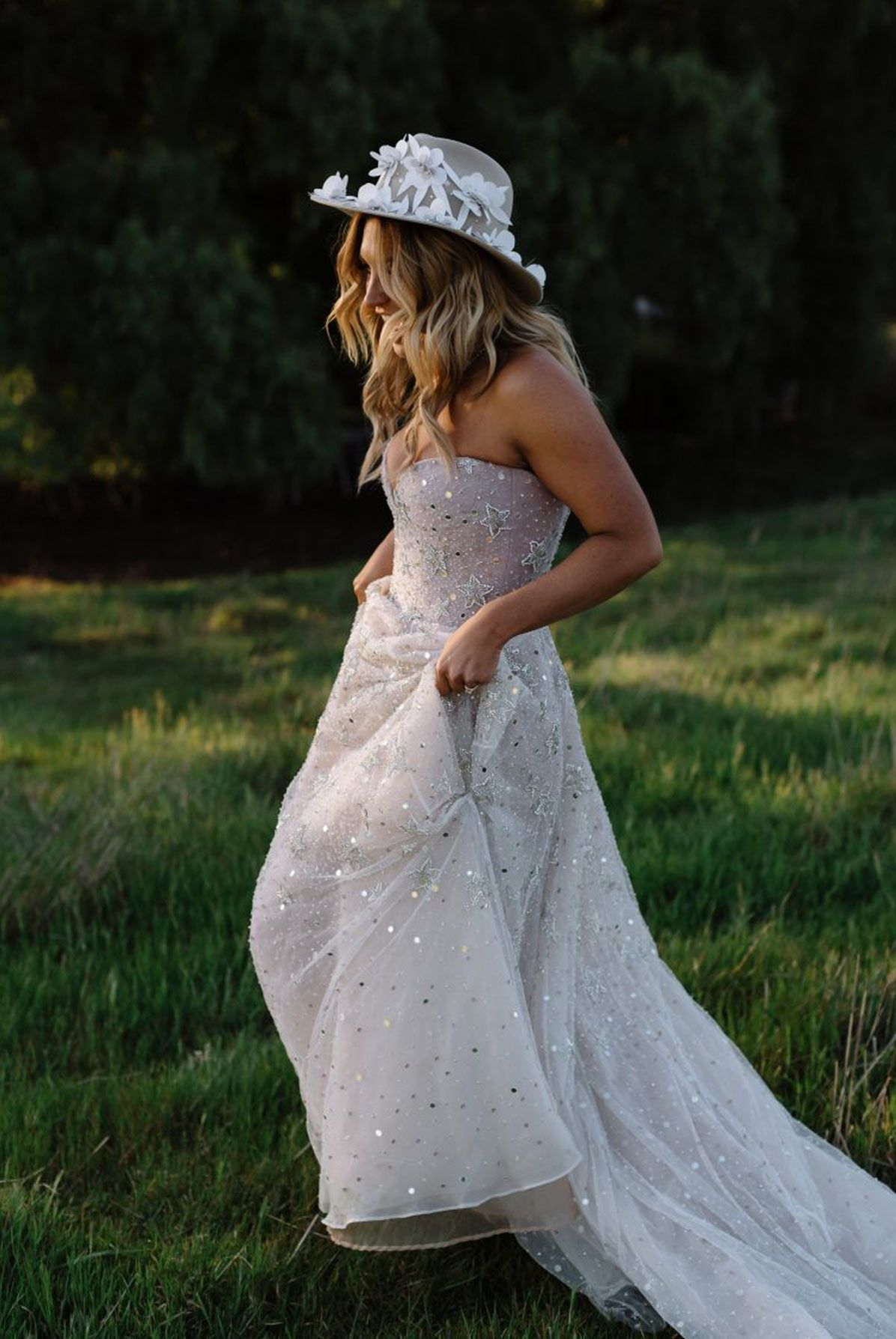 bespoke one day bridal gown