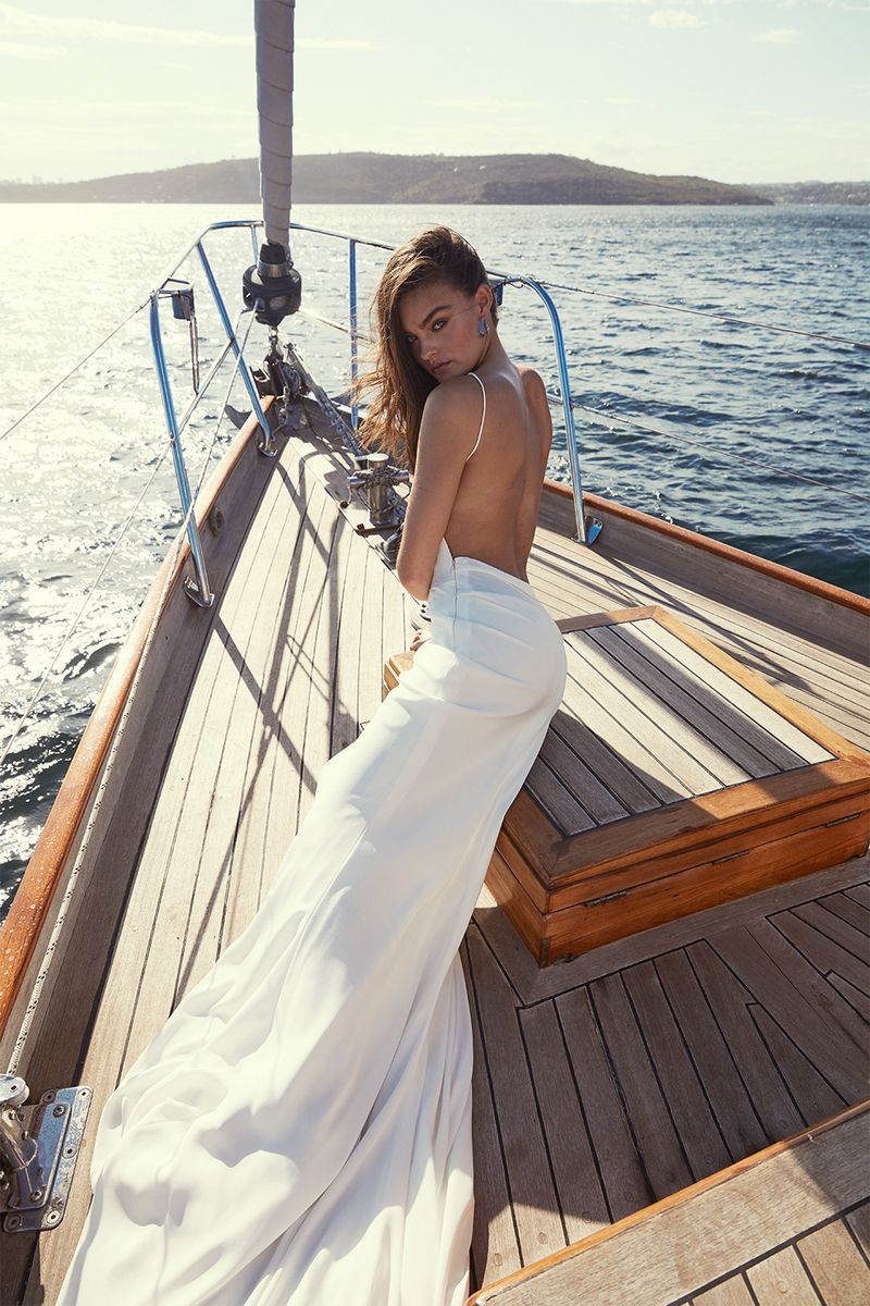 St Martin Collection: Gia Gown