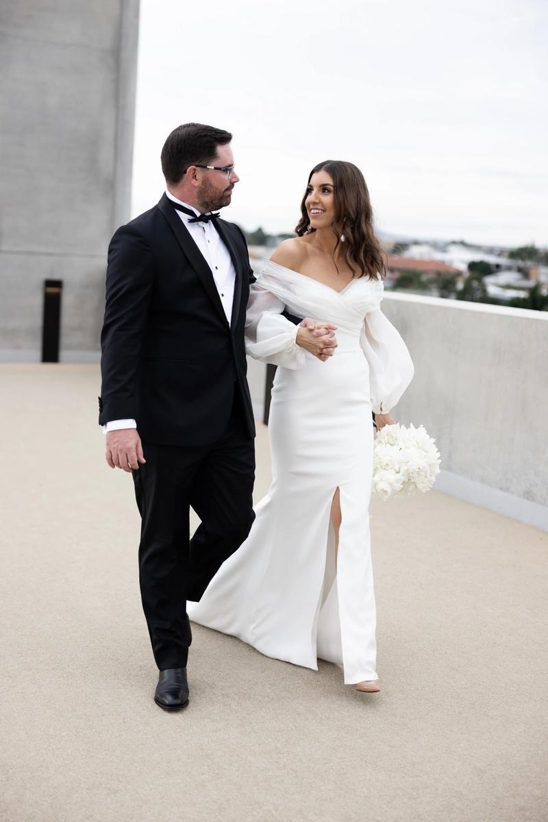 hazel wedding gown rashad chosen by kyha bride