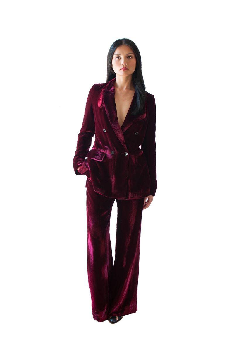 Style File: Velvet Dreams