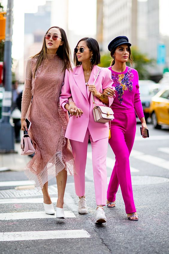 Style File: I Think Pink