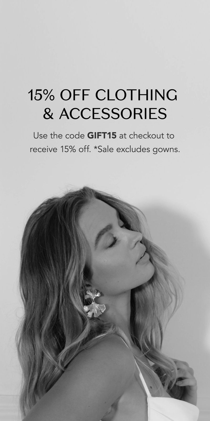 One Day Bridal 15% Off All Accessories & Clothing