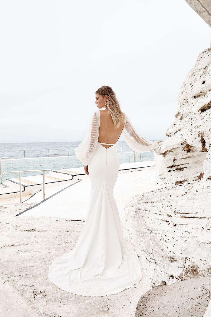 Melrose gown chosen by one day
