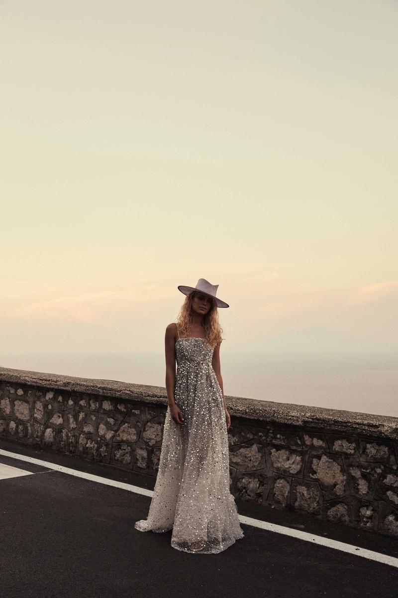 chosen by one day bridal embellished kennedy gown ana capri editorial
