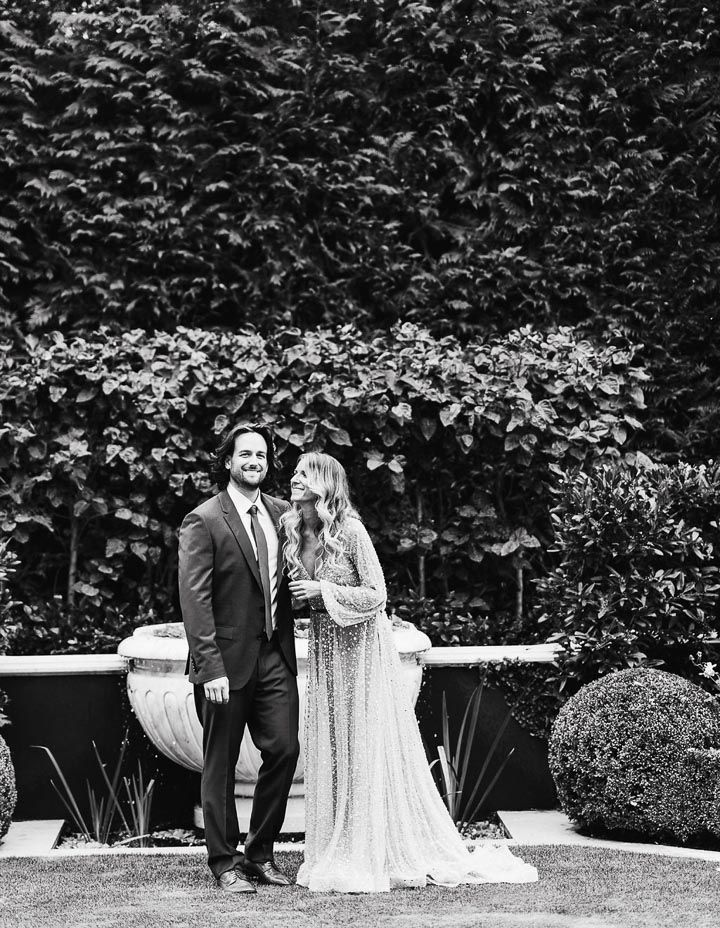 Amira: A One Day Bride nala gown chosen by embellished wedding gown bridal