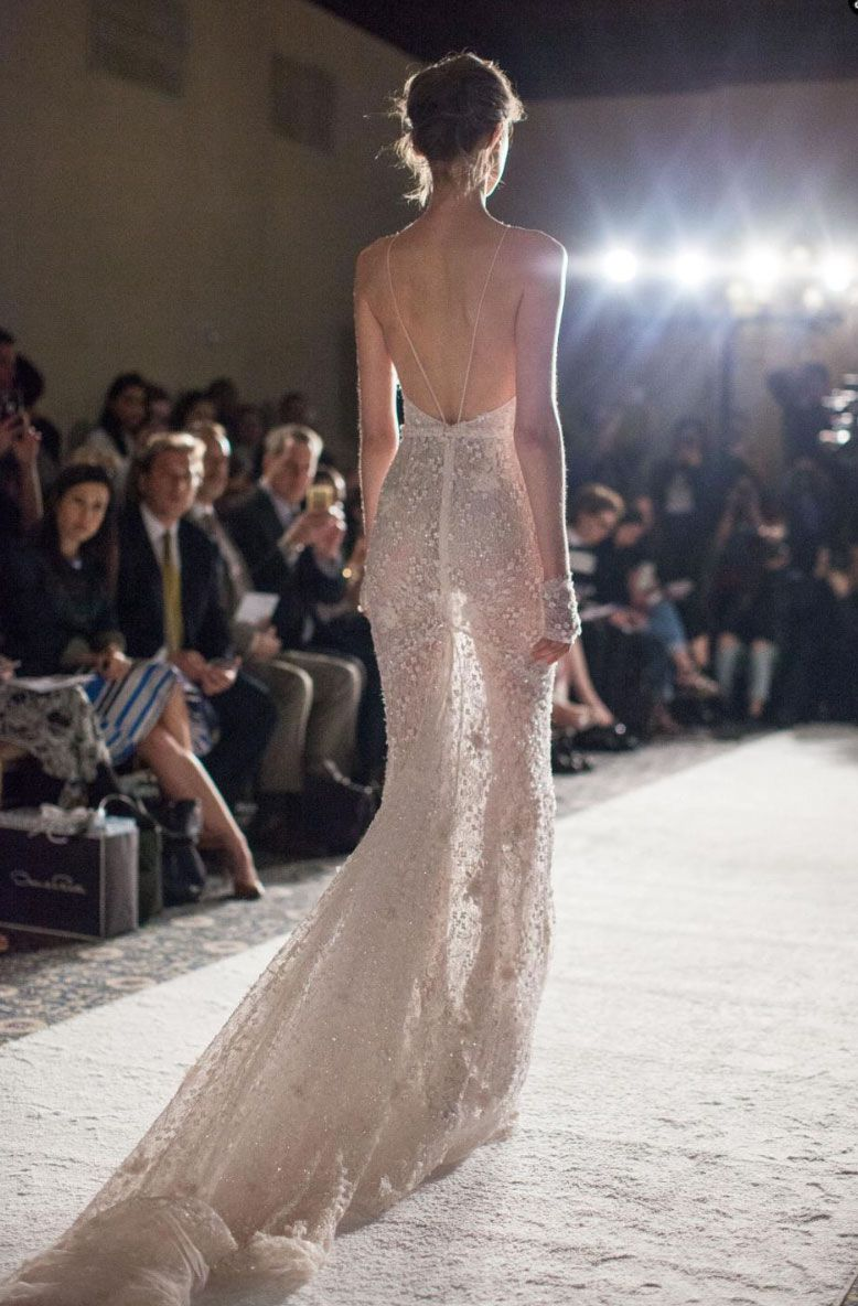 New York Bridal Fashion Week 2017 one day bridal gowns