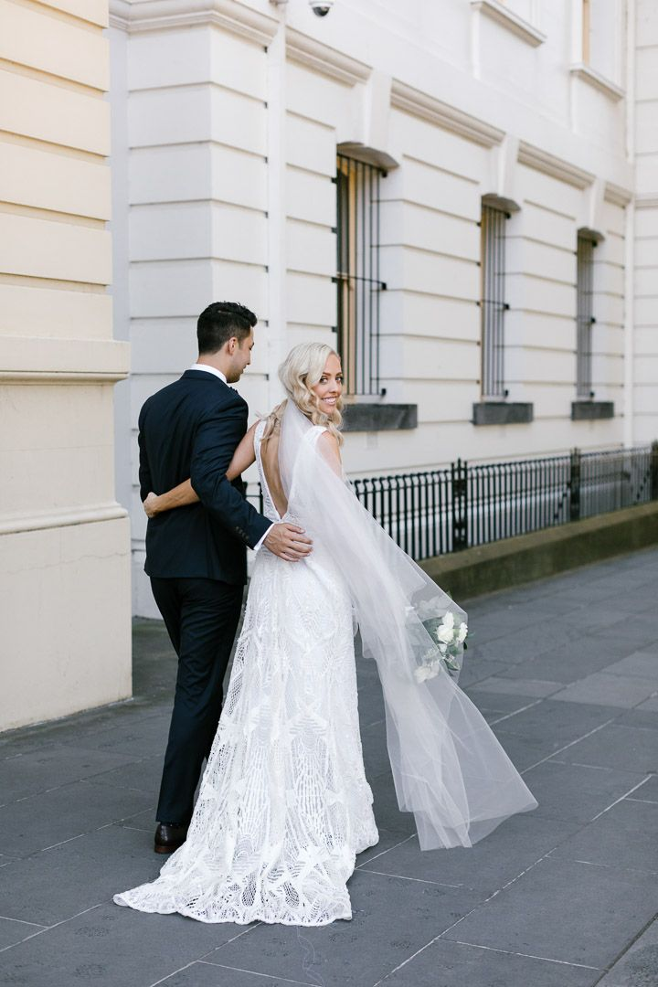 Anna: A One Day Bride bridal wedding gown dress