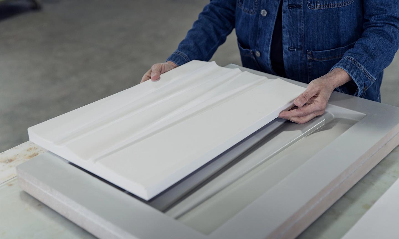Form process test, Amaral Custom Fabrications