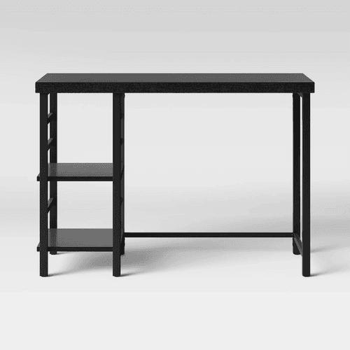 Room Essentials Adjustable Storage Desk Black from Target