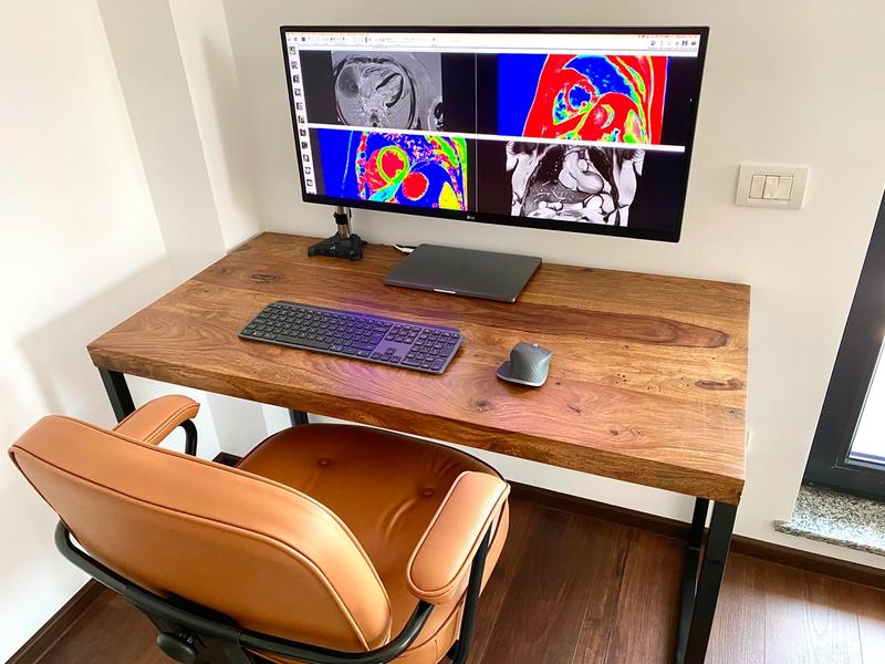Medical Imaging WFH Setup