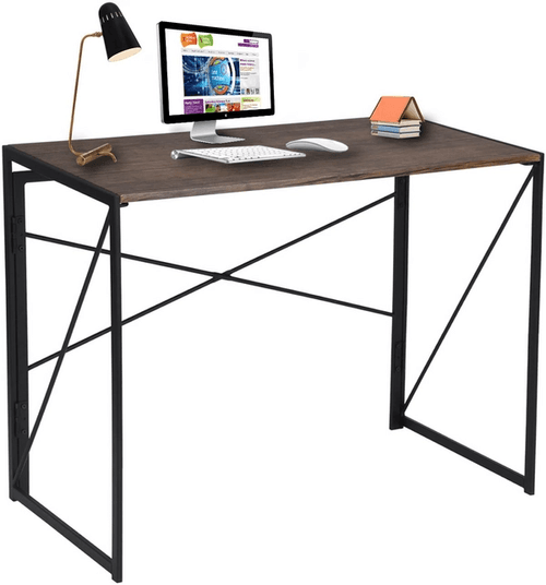 Simple Industrial Desk by Coavas from Amazon