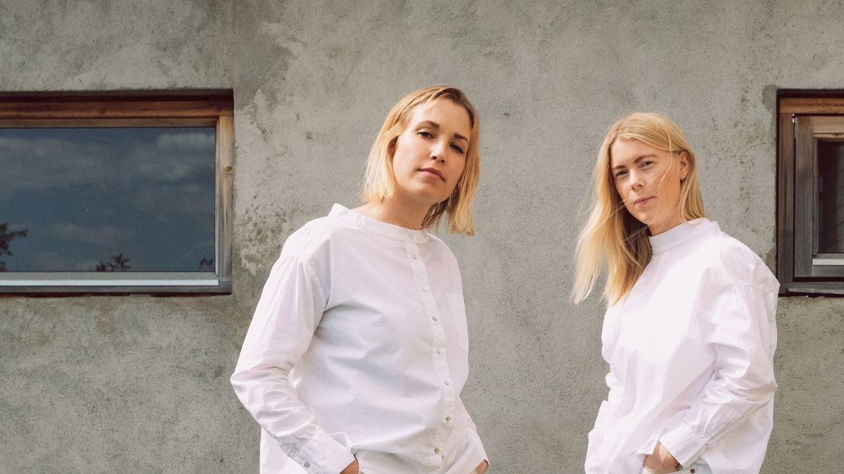 Caroline Myre Strømme og Line Marie Moen i Studio Myre og Moen