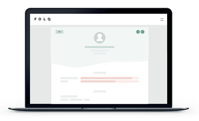 På Folq er det lett å forstå hva hver enkelt konsulent kan og når de er ledige. De kortfattede profilene gjør det også lett å sammenligne ulike profiler.