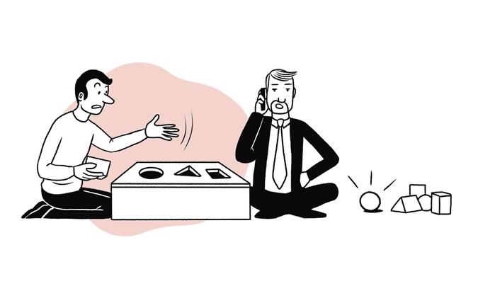 Det kan ta unødvendig lang tid å samle inn et utvalg konsulentprofiler å vurdere. Du vet heller ikke om kandidatene besitter kompetansen du leter etter.