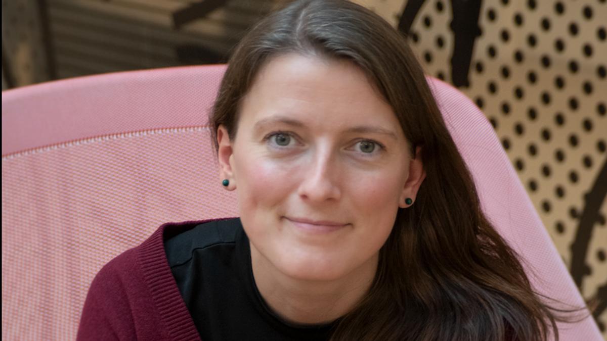 UX- og tjenestedesigner Nora Holte