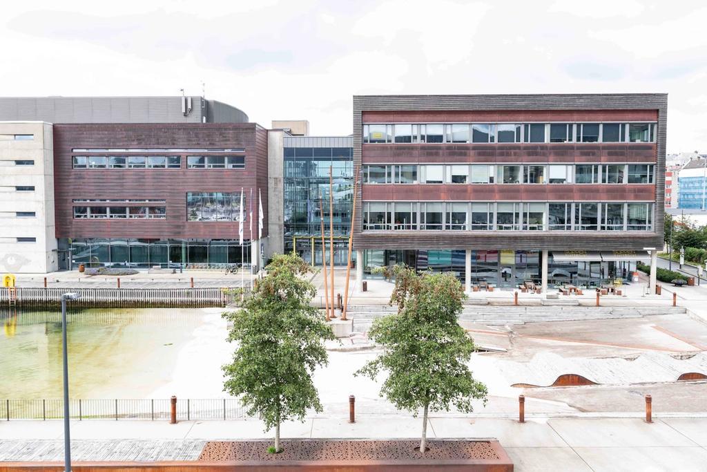Bilde av kontorbygg