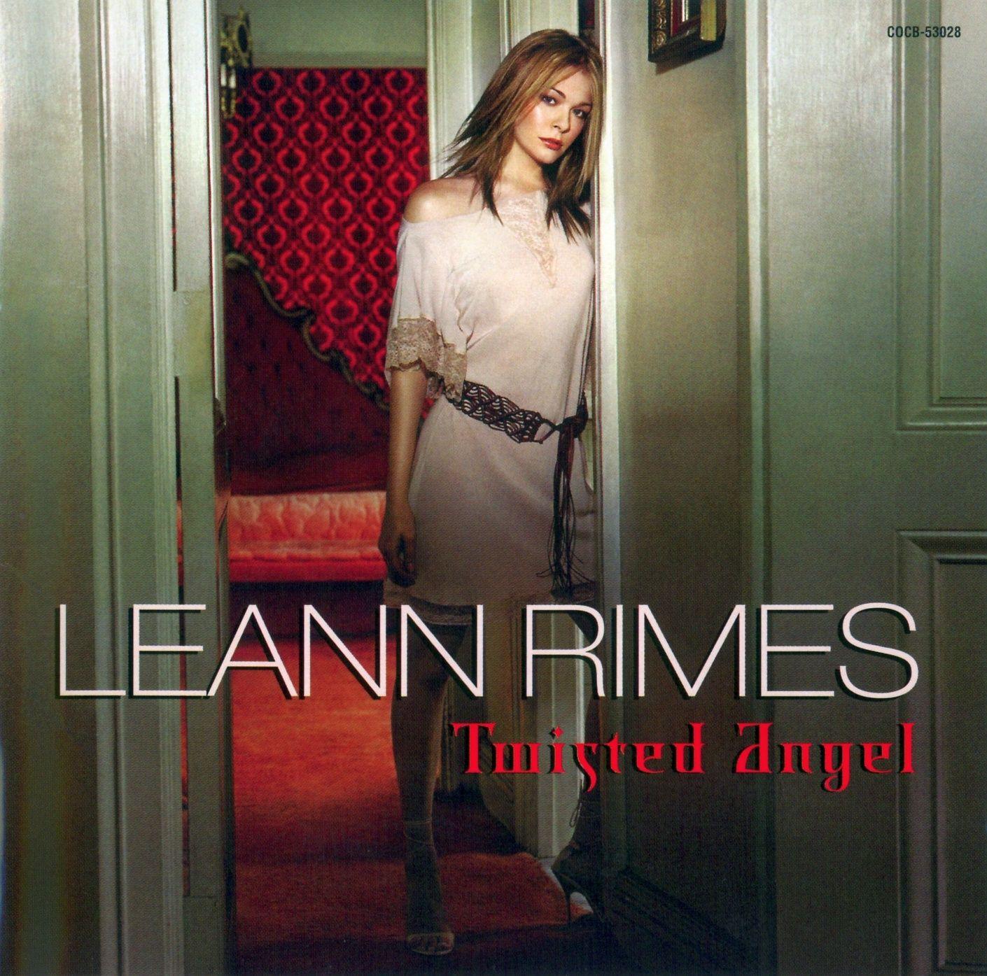 LeAnn Rimes - Twisted Angel - Album Cover