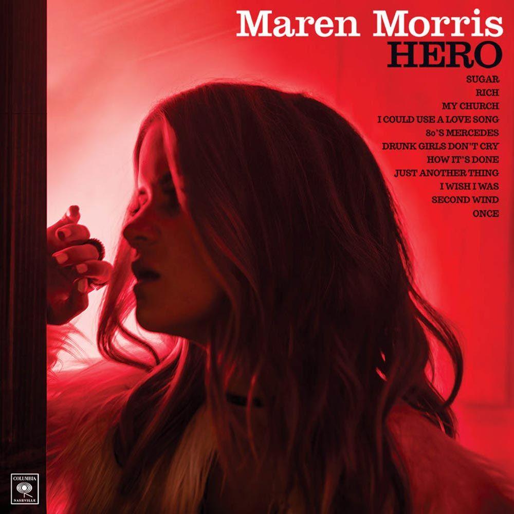 Maren Morris - Hero - Album Cover