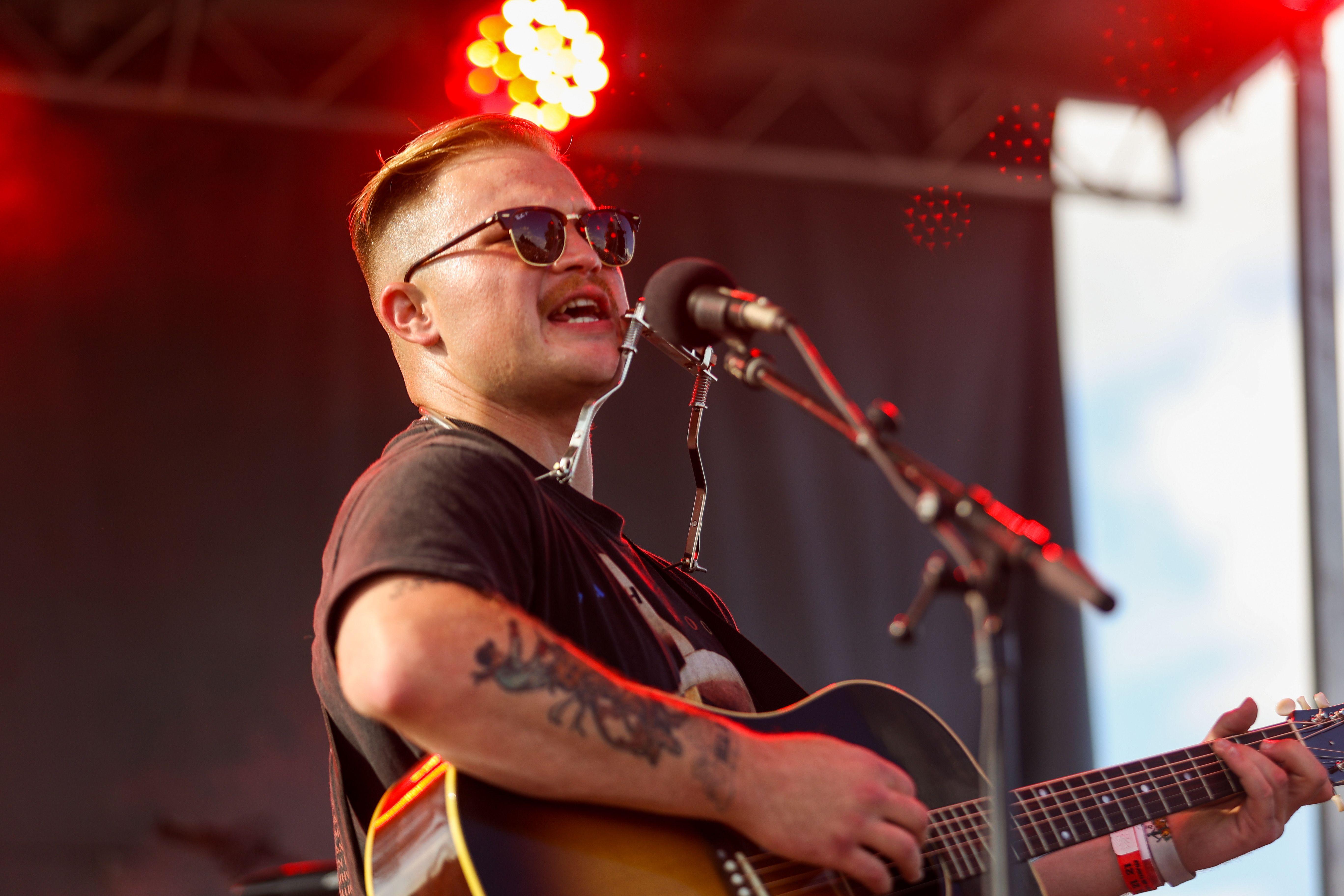 Zach Bryan at Railbird Festival - Holler / Sarah Cahill