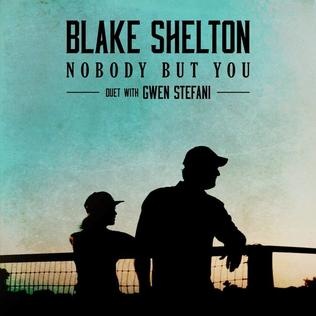 Blake Shelton & Gwen Stefani - 'Nobody But You' Cover