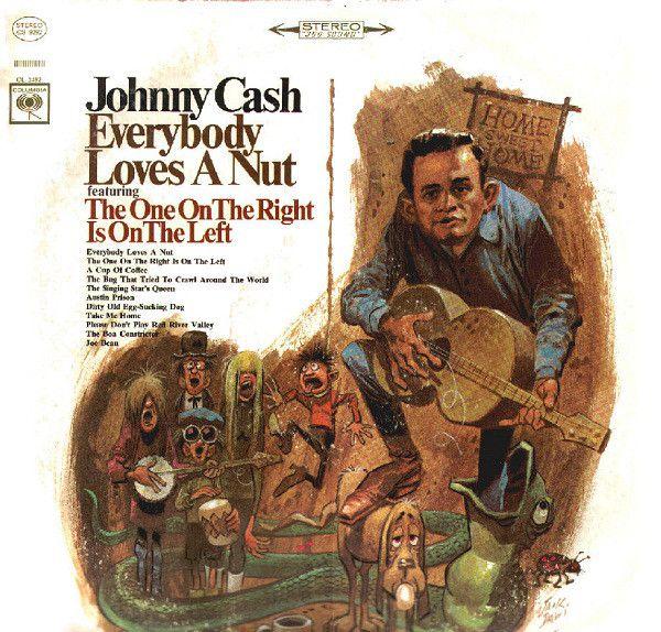 Album - Johnny Cash Everybody Loves A Nut