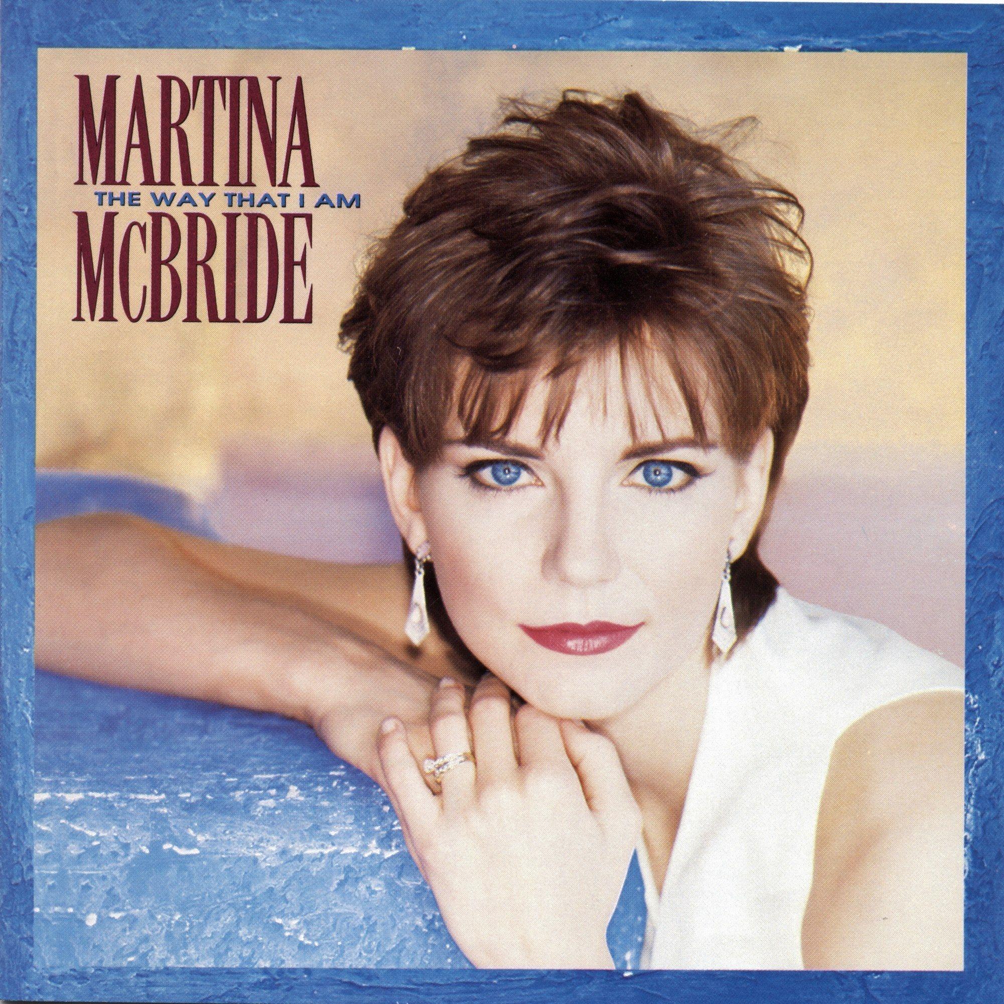 Martina McBride - The Way That I Am - Album Cover