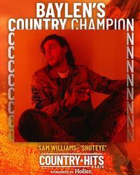 Country Champion: Sam Williams