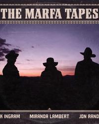 Artwork - The Marfa Tapes