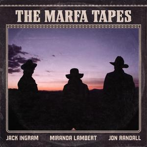 Artwork - The Marfa Tapes