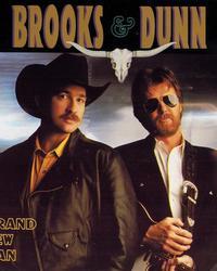 Brooks & Dunn - Brand New Man Album Cover