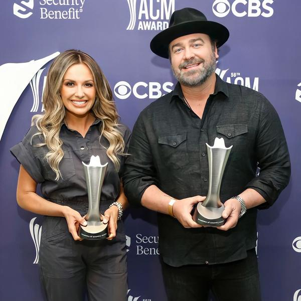 Artist - Carly Pearce and Lee Brice 1