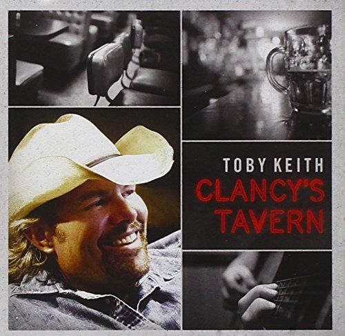 Toby Keith - Clancy's Tavern - Album Cover