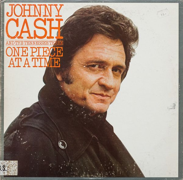 Album - Johnny Cash - One Piece At A Time